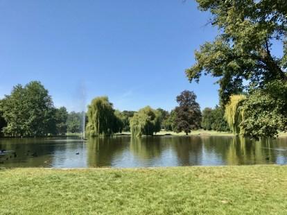 Parc Royal de Stromovka