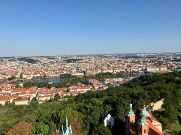 Tour de Petrin Prague - 4