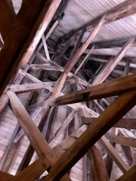Intérieur de la Tour du Pont Charles