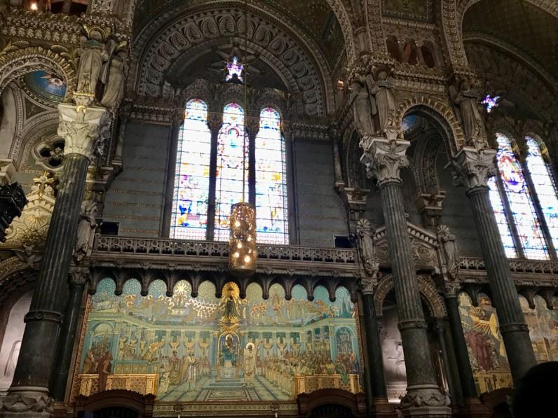 Basilique Fourviere Lyon - 2