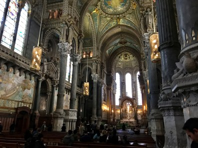 Basilique Fourviere Lyon - 3