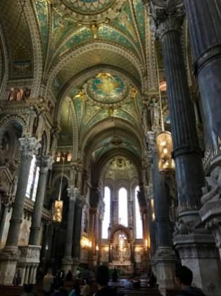 Basilique Fourviere Lyon - 4