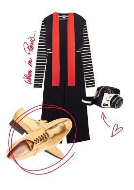 How to look chic with flats -- for TheBlondeSalad