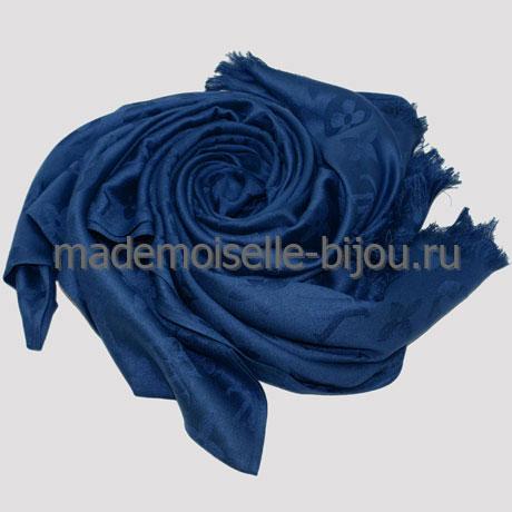 Синий палантин Louis Dark Blue