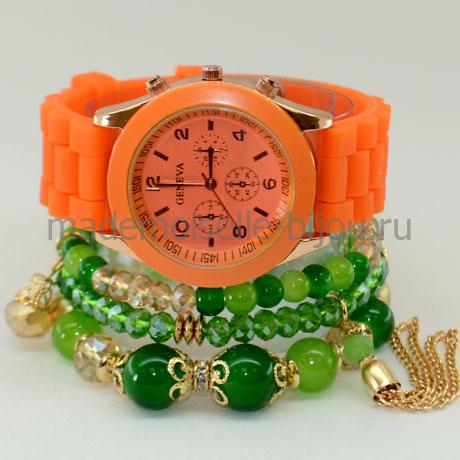 Часы с браслетами Jungle