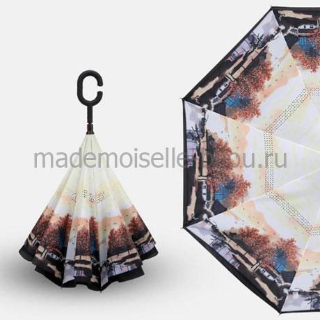 Умный зонт Up Brella
