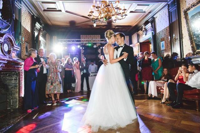 First Dance Schloss-Hochzeit Strasbourg Elsass Frankreich