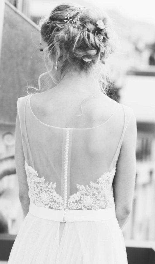 Brautkleid romantisch