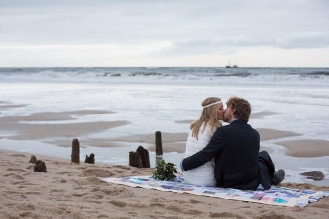 Hochzeit Sylt Shooting Strand