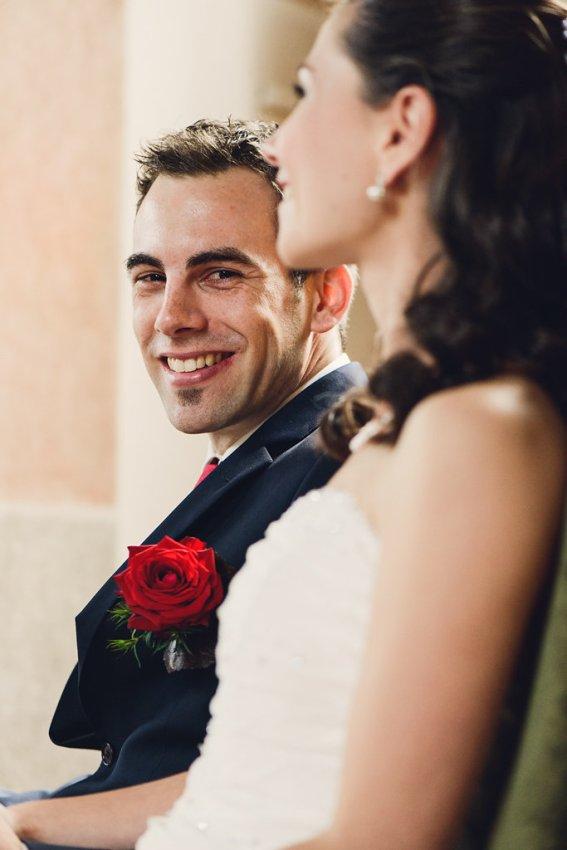 Hochzeit Berner Seeland Lyss Grossaffoltern Frühling kirchliche Trauung