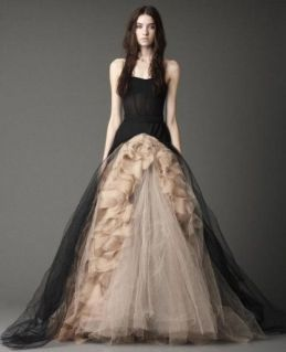 Dress by Vera Wang