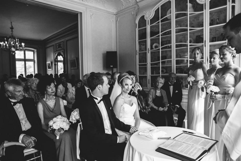 Die Gästeliste steht am Anfang jeder Hochzeitsplanung