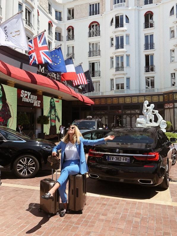 Bienvenue à Cannes