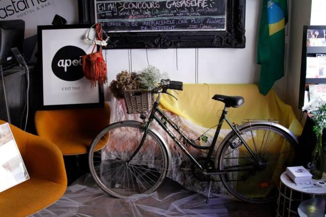 Le vélo de Carmen