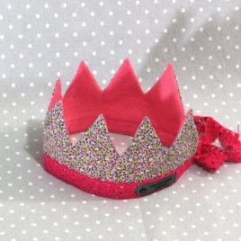 Je suis une princesse: couronne Princesse des fleurs fait main