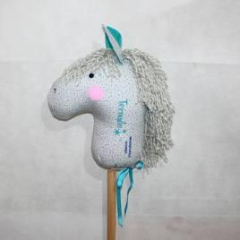Tornade, marotte/ cheval bâton à chevaucher