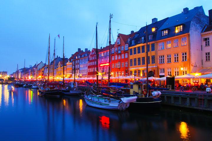 10 città europee da visitare a Natale: Copenhagen