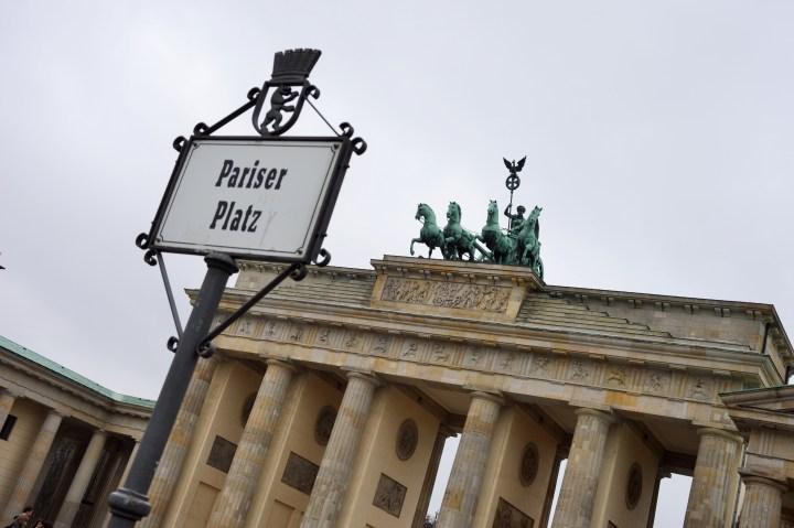 Berlino: un'importante pagina di storia moderna