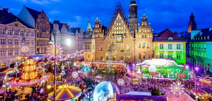10 città europee da visitare a Natale: Breslavia