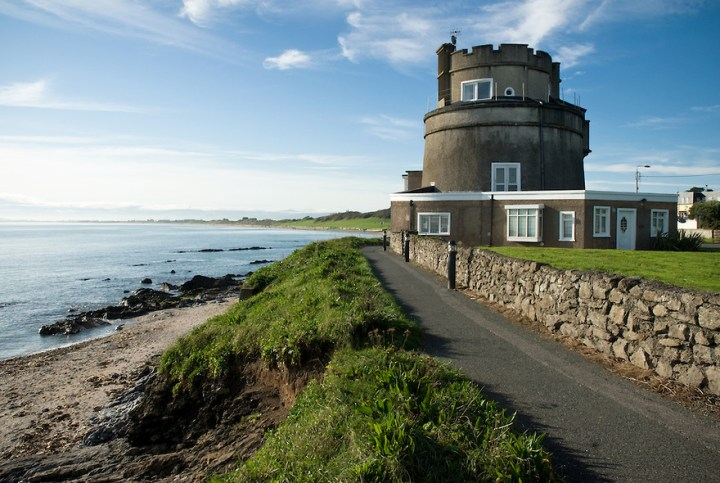 Carrick-Martello-Tower