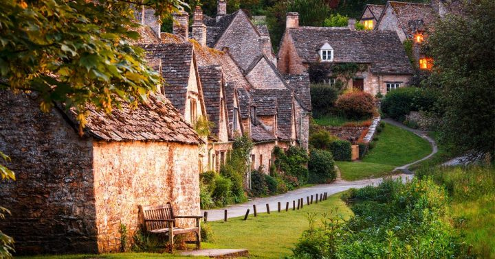 Come visitare le Cotswolds: Bibury