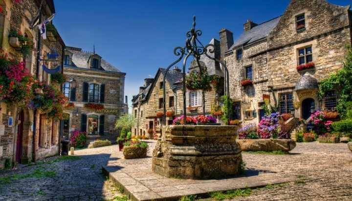 I 10 villaggi più belli di Bretagna