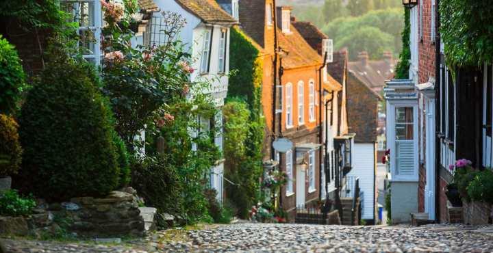 I più bei villaggi d'Inghilterra: Rye