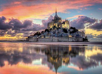 Le Mont Saint Michel, meraviglia della terra