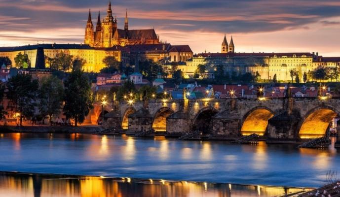 Praga: antica e magica!
