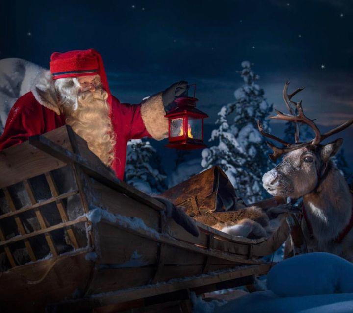 In viaggio a Rovaniemi, a casa di Babbo Natale