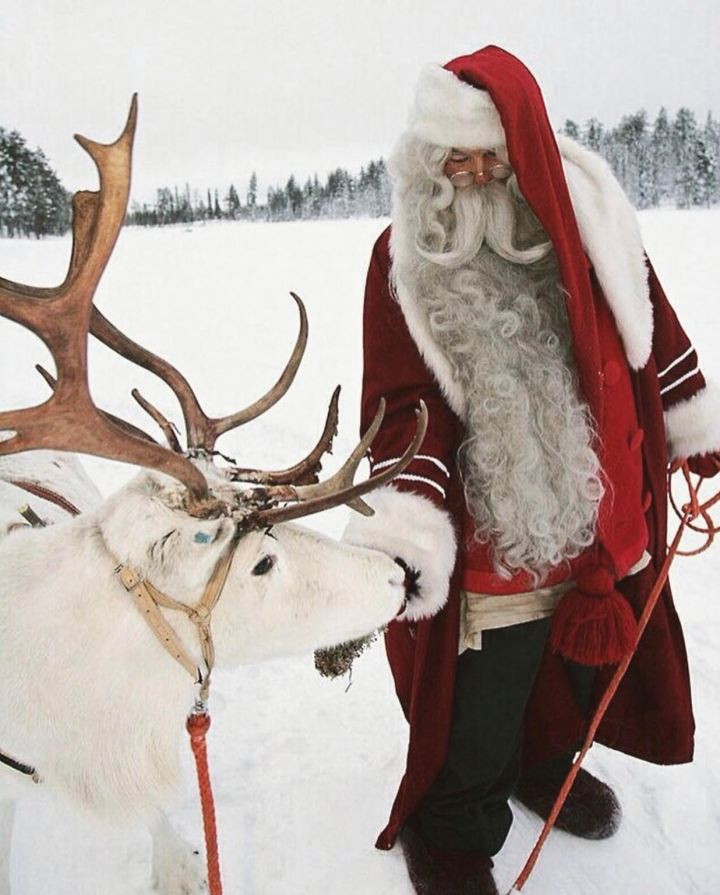 Viaggio a Rovaniemi: Santa Klaus
