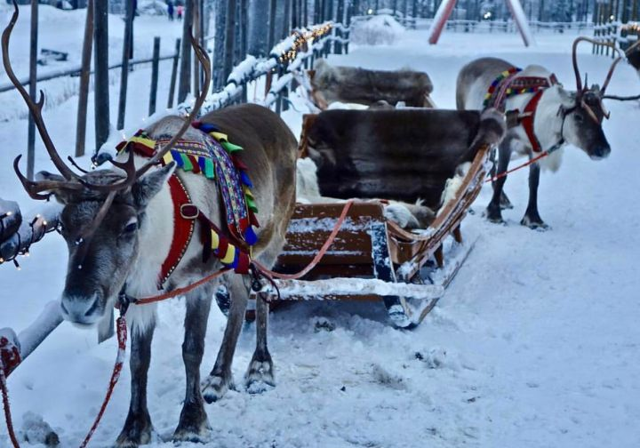 10 città europee da visitare a Natale: Rovaniemi