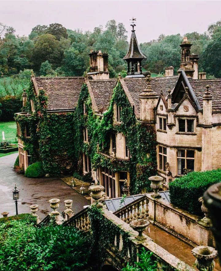 Castle Combe: Manor House