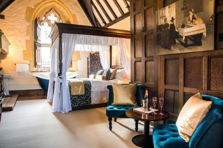 Gran Bretagna: 10 alloggi in stile Downton Abbey