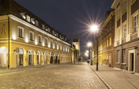 Mamaison Hotel La Regina Warsaw