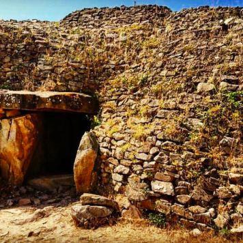 Isole bretoni: Cairn de Gavrinis