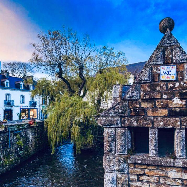 Finistère Bretagna: Pont Aven