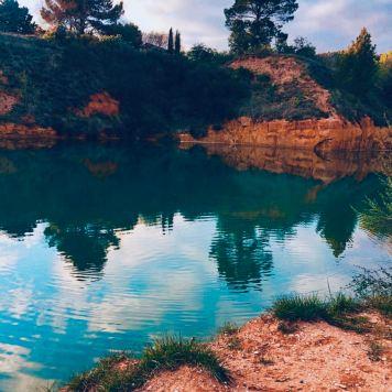 Colorado Provenzale: Gargas