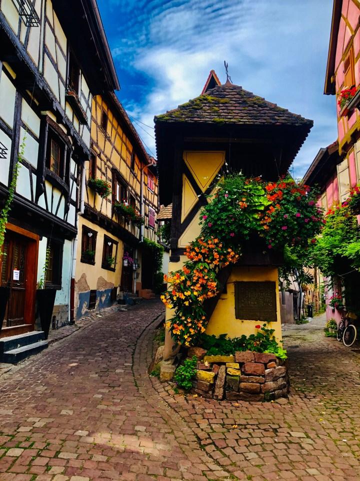 Francia: i villaggi più belli in Alsazia