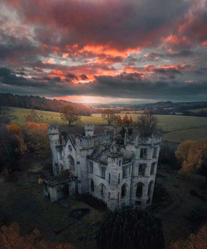 cambusnethan castle