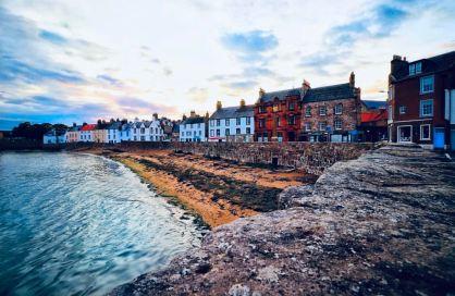 Scozia: Anstruther (East Neuk of Fife)