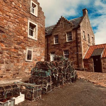 Scozia: Crail (East Neuk of Fife)