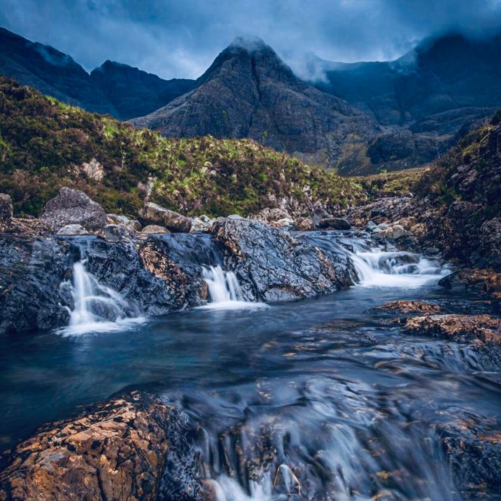 Isola di Skye: Fairy Pools