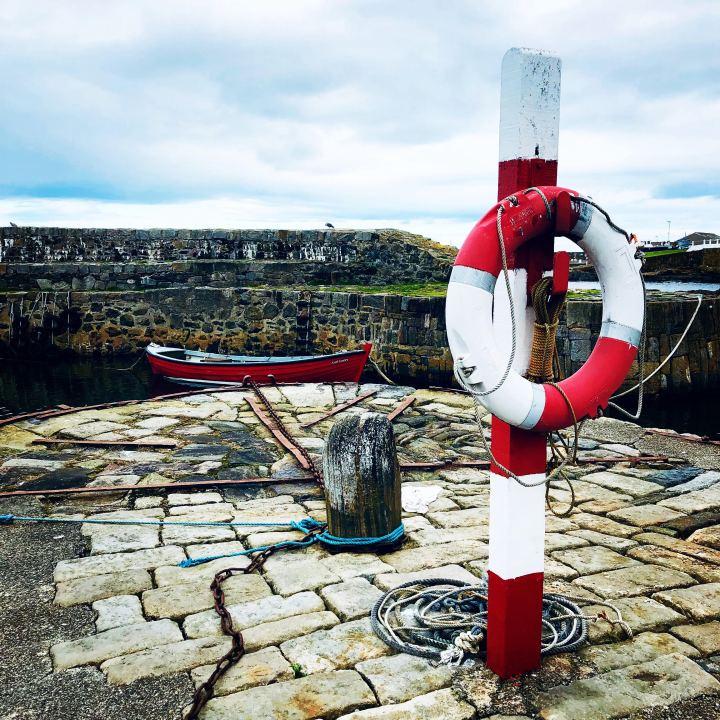 Scozia: Pennan, Crovie, Gardenstown e Portsoy, splendidi villaggi a North East