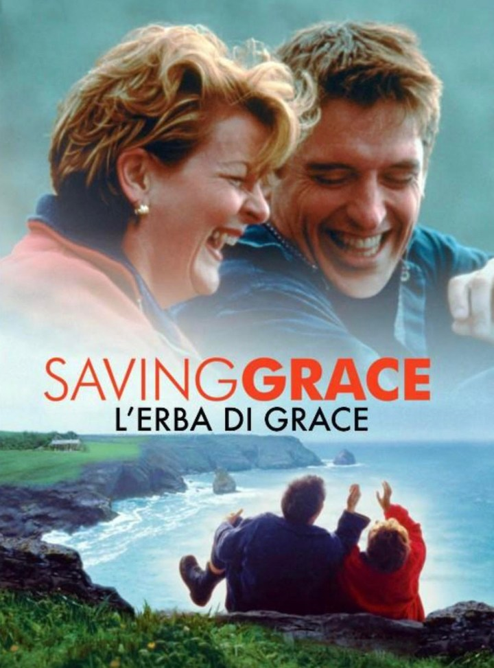 Film per ammirare la cara vecchia Inghilterra: L'erba di Grace (Saving Grace)
