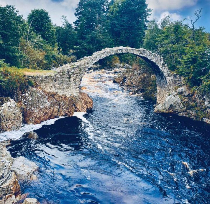 Aviemore bridge
