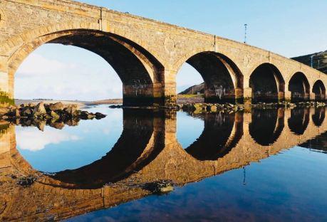 Ponte sul fiume Deveron