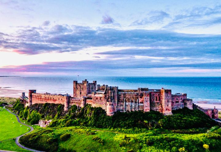 Inghilterra: il Northumberland e i suoi castelli