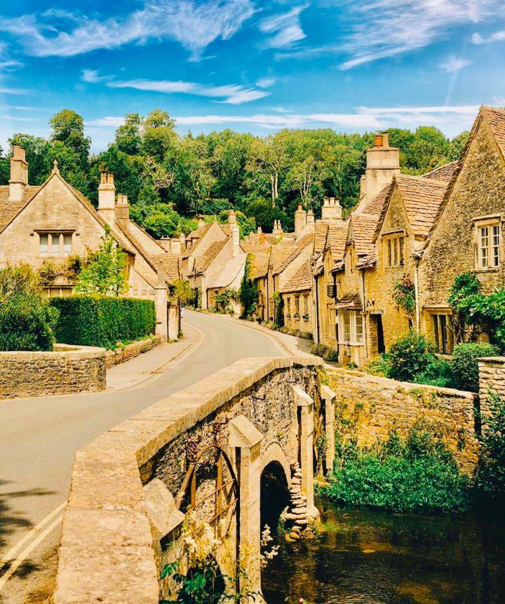 I più bei villaggi d'Inghilterra: Castle Combe