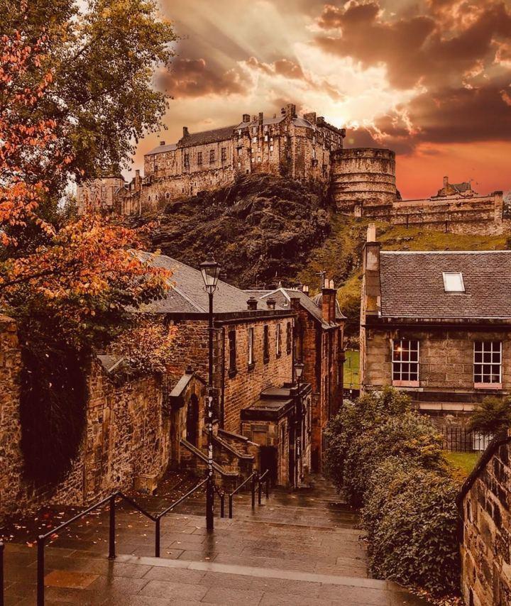 Edimburgo, Europa in Autunno